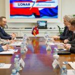 В Челябинске прошли переговоры между КОНАР и Huisman