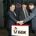Состоялось открытие современного сталелитейного завода ООО «БВК»