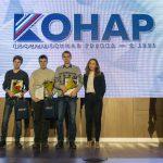 КОНАР получил почетную грамоту Минобра за поддержку молодежи