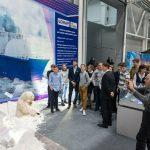 700 учащихся посетили выставки, организованные на заводе «Русские Электрические Двигатели»