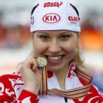 Конькобежка Ольга Фаткулина стала чемпионкой мира