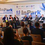 Директор Индустриального парка «Станкомаш» Инна Чванина приняла участие в Форуме «InPark 2017»