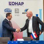 КОНАР и нидерландская компания Ventil Test Equipment B.V. подписали соглашение о создании центра криогенных испытаний