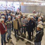 Участники международного съезда литейщиков посетили сталелитейный завод «БВК»