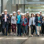 На заводе КОНАР с экскурсией побывали школьники