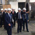 Индустриальный парк «Станкомаш» посетила делегация из Китая