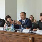 Делегация инновационного центра «Сколково» посетила Индустриальный парк «Станкомаш»