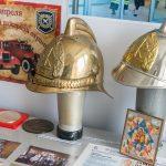В музее «Станкомаша» открылась выставка к 100-летию пожарной охраны