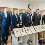 Молодые законодатели Совета Федерации посетили «КОНАР»