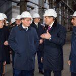 Губернатор Волгоградской области отметил работу компании КОНАР по возрождению и развитию камышинского кузнечно-литейного завода