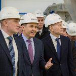 Глава Республики Башкортостан Рустэм Хамитов посетил Индустриальный парк «Станкомаш»