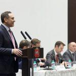 Валерий Бондаренко принял участие в работе II российско-итальянского форума сотрудничества