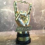 Валерий Бондаренко получил награду в номинации «Бизнесмен года»