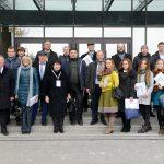 Участники международной строительной конференции посетили Индустриальный парк «Станкомаш»