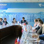Заседание Ассоциации Индустриальных парков России в Челябинске