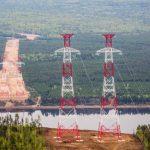 Завод «КОНАР-Чимолаи» изготовил металлоконструкции для спецперехода ЛЭП через Ангару