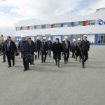 Делегация Чувашской Республики высоко оценила работу по созданию Индустриального Парка «Станкомаш»