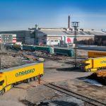 12 фур с оборудованием прибыли в Индустриальный Парк «Станкомаш»