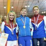 Ольга Фаткулина стала чемпионкой России 2015