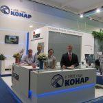 """Промышленая группа """"КОНАР"""" приняла участие в Мировой нефтяной выставке и XXI Мировом нефтяном конгрессе"""