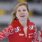 Ольга Фаткулина вошла в тройку призеров на пятом этапе кубка мира