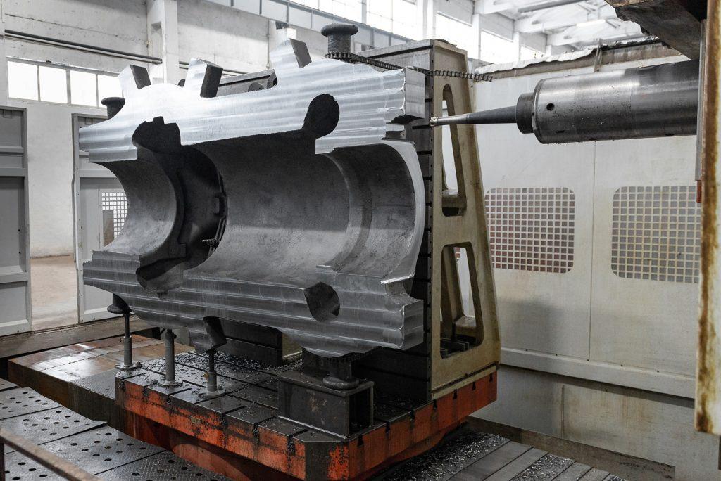 Проект по изготовлению отливок для энергомашиностроения, Челябинск