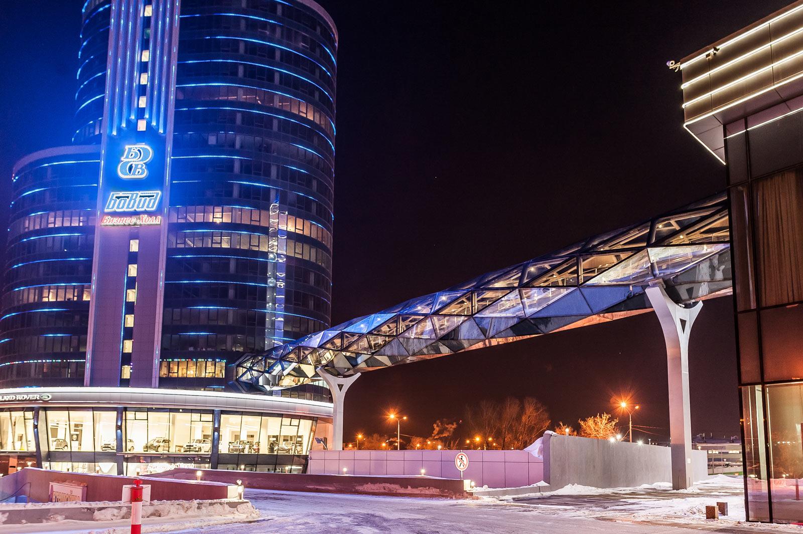 Строительство трубопроводной системы ВСТО компании «Транснефть», Иркутская область